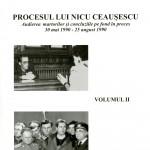 Documente'89-Procesul lui Nicu Ceausescu vol.II