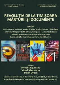 Lansare Procesul de la Timisoara