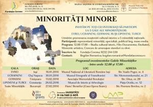 Minoritati minore - germani